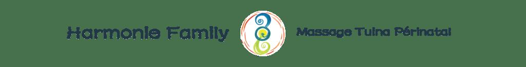 bandeau de présentation logo Harmonie Family